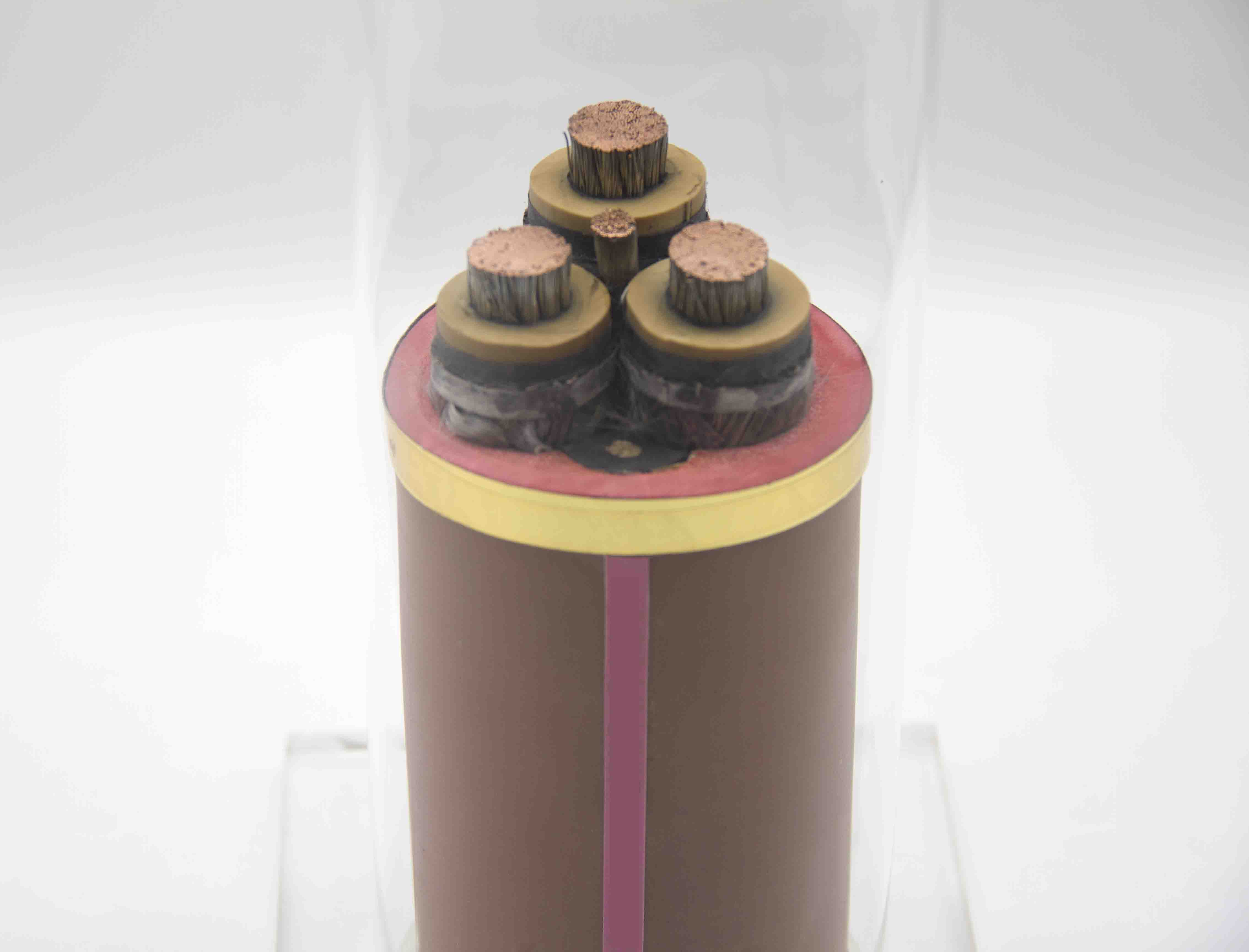 Rubber cabtyre cable