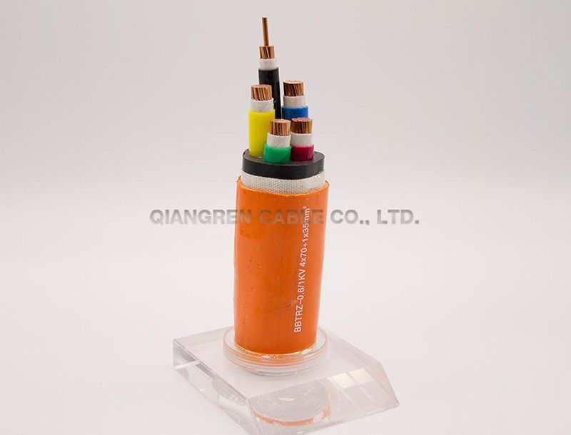 BBTRZ Flexible mineral insulated fireproof cable
