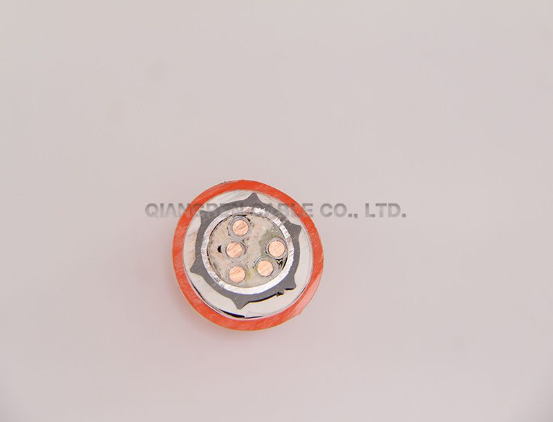 BTTZ Series Mineral Insulated Cable with Rated Voltage 35kv Blow
