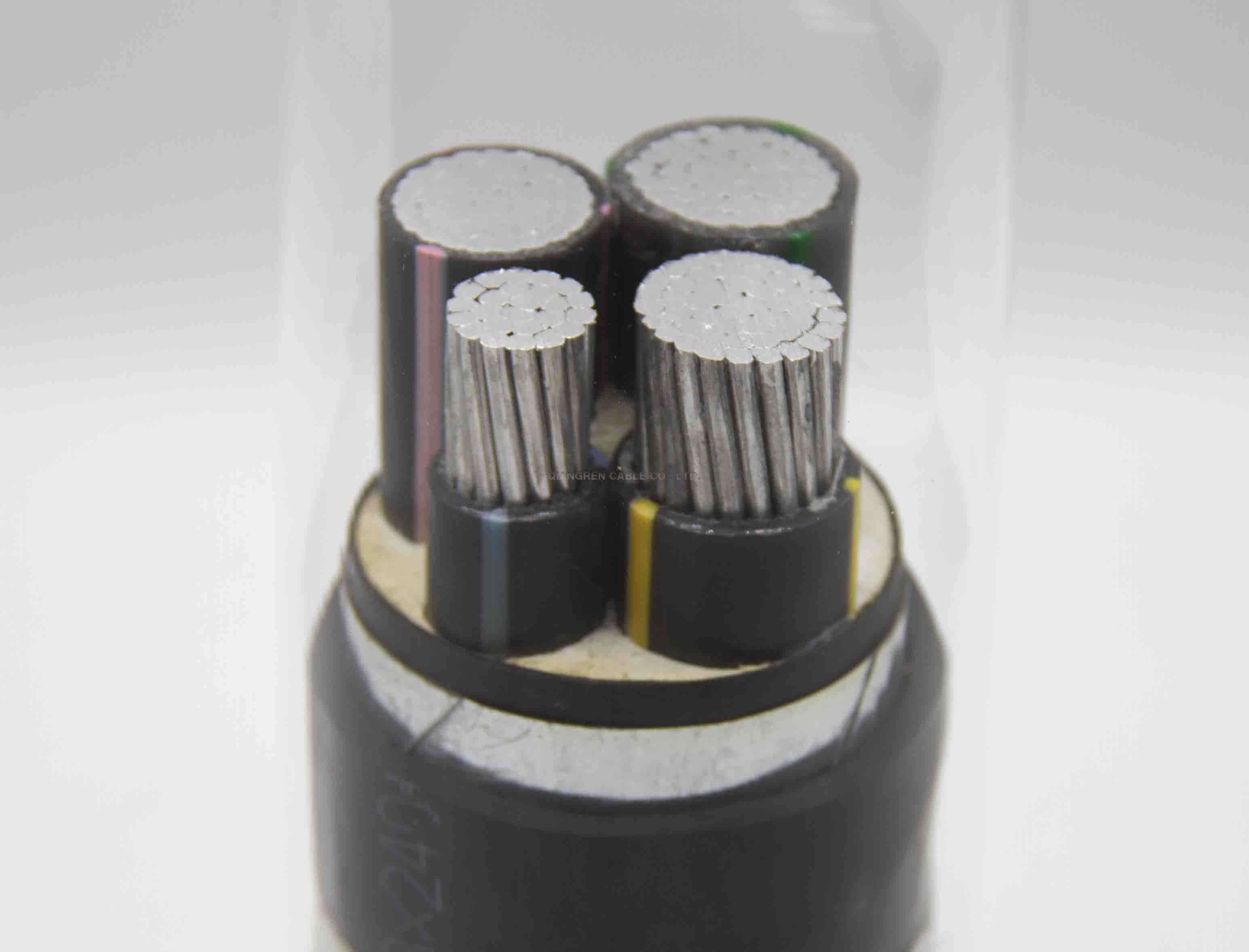 Low voltage XLPE insulation alloy cable